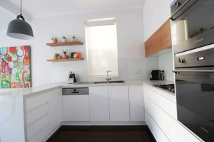 Aok Kitchens white and clean