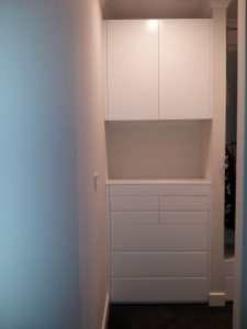 Aok kitchen wardrobe white in melbourne