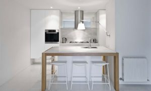 Aok kitchens white light