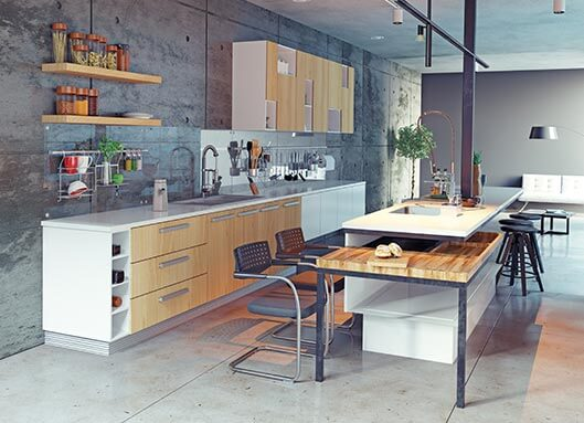 personalised kitchen renovation services