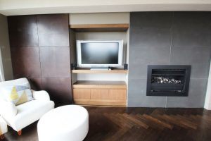 entertainment units with tv big
